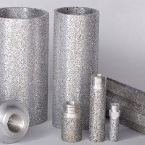 Пористий литий алюміній