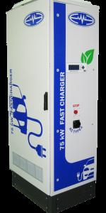 Зарядні станції для електромобілів